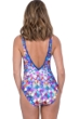 Profile by Gottex Via Veneto V-Neck One Piece Swimsuit