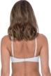 Profile by Gottex Shalimar Ivory Lace High Neck Bikini Top