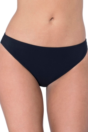 Profile by Gottex Tutti Frutti Black Hipster Bikini Bottom
