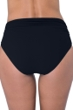 Profile by Gottex Tutti Frutti Black Shirred Tankini Bottom