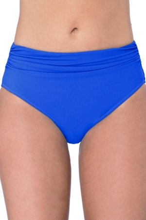 Profile by Gottex Tutti Frutti Sapphire Shirred Tankini Bottom