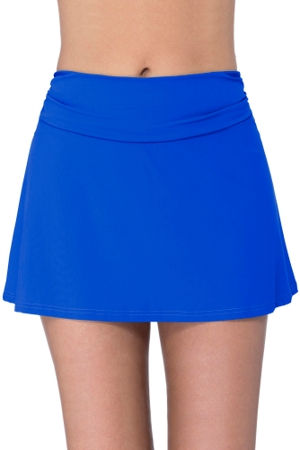 Profile by Gottex Tutti Frutti Sapphire Cover Up Skirt