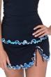 Profile by Gottex Tidal Wave Side Slit Cinch Swim Skirt