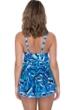 Profile by Gottex Tidal Wave Scoop Neck Flyaway One Piece Swimsuit