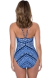 Profile by Gottex Folklore High Neck One Piece Swimsuit