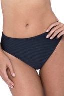 Profile by Gottex Ribbons Black Hipster Tankini Bottom