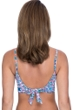 Profile by Gottex Tangier Banded Bikini Top