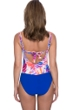 Profile by Gottex Sanibel D-Cup Tie Back One Piece Swimsuit