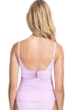 Profile by Gottex Tutti Frutti V-Neck Shirred Tankini Top