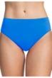 Profile by Gottex Tutti Frutti Blue Mid Rise Tankini Bottom