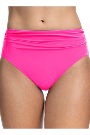 Profile by Gottex Tutti Frutti Pink Shirred Tankini Bottom