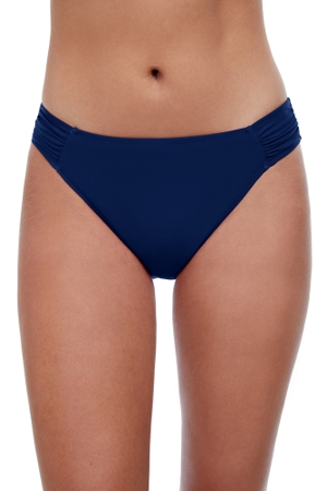 Profile by Gottex Tutti Frutti Navy Side Tab Hipster Bikini Bottom