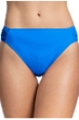Profile by Gottex Tutti Frutti Blue Side Tab Hipster Bikini Bottom