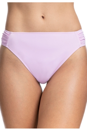 Profile by Gottex Tutti Frutti Pale Pink Side Tab Hipster Bikini Bottom
