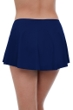 Profile by Gottex Tutti Frutti Navy Swim Skirt
