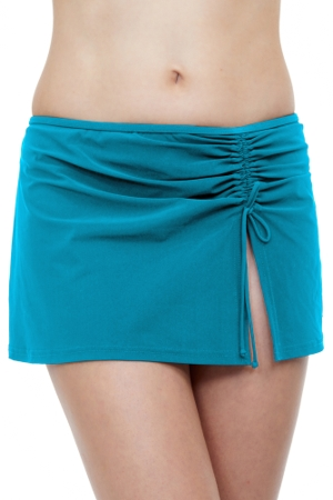 Profile by Gottex Tutti Frutti Side Slit Swim Skirt