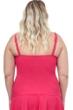 Profile by Gottex Tutti Frutti Pink Sweetheart Underwire Tankini Top