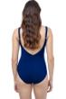Profile by Gottex Tutti Frutti Underwire V-Neck One Piece Swimsuit