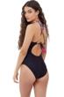 Gottex Girls Tribal High Neck One Piece Swimsuit