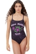Gottex Girls Regret Nothing Round Neck One Piece Swimsuit