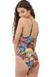 Gottex Girls Superhero Round Neck One Piece Swimsuit
