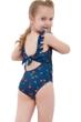 Gottex Kids Cherries Round Neck One Piece Swimsuit