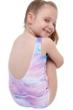 Gottex Kids Unicorn Round Neck One Piece Swimsuit