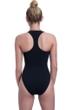 Free Sport by Gottex Ultra Racerback High Leg One Piece Swimsuit