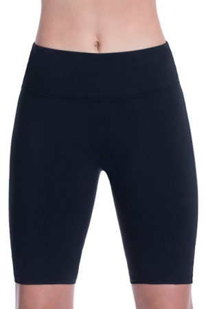 Free Sport by Gottex Black Bike Short
