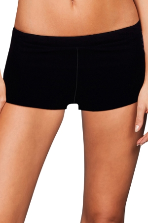 Profile Sport Solid Black Active Short