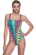 Profile Sport by Gottex Eclipse X-Back Lingerie One Piece Swimsuit