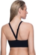 Profile Sport by Gottex Illuminate Mesh High Neck V-Back Bikini Top