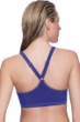 Profile Sport by Gottex DNA Indigo High Neck V-Back Bikini Top