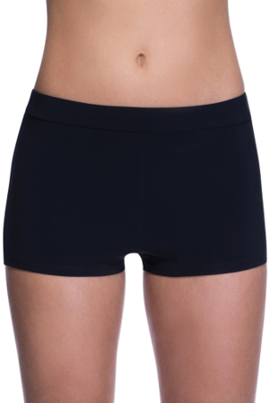 Profile Sport by Gottex Black Boyshort Swim Bottom