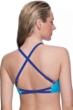 Profile Sport by Gottex Genesis High Neck Strappy Back Bikini Top