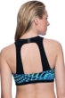 Profile Sport by Gottex Formation High Neck D-Cup H-Back Bikini Top
