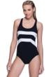 Profile Sport by Gottex Formula One X-Back One Piece Swimsuit