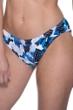 Free Sport Gazzetta Blue 2.5 Inch Hipster Bikini Bottom