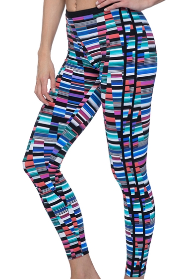 Free Sport In Tune Red Long Legging