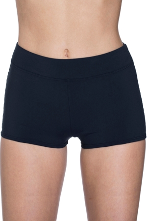 Free Sport Black Boy Leg Short