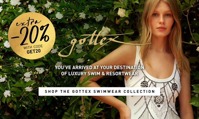 SHOP THE GOTTEX SWIMWEAR COLLECTION