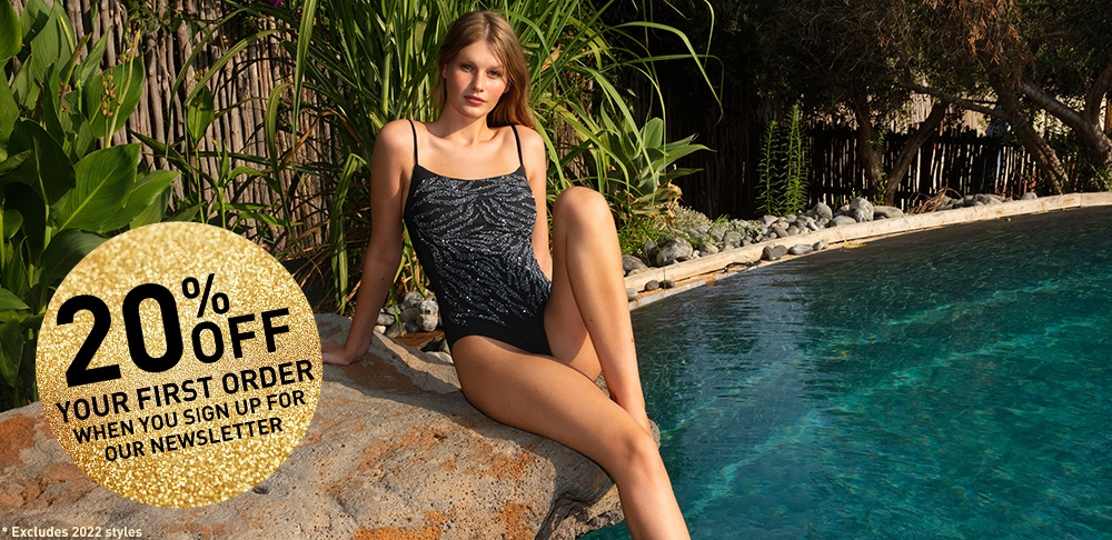 Sign Up to Gottex Newsletter to enjoy 20% OFF your first order!