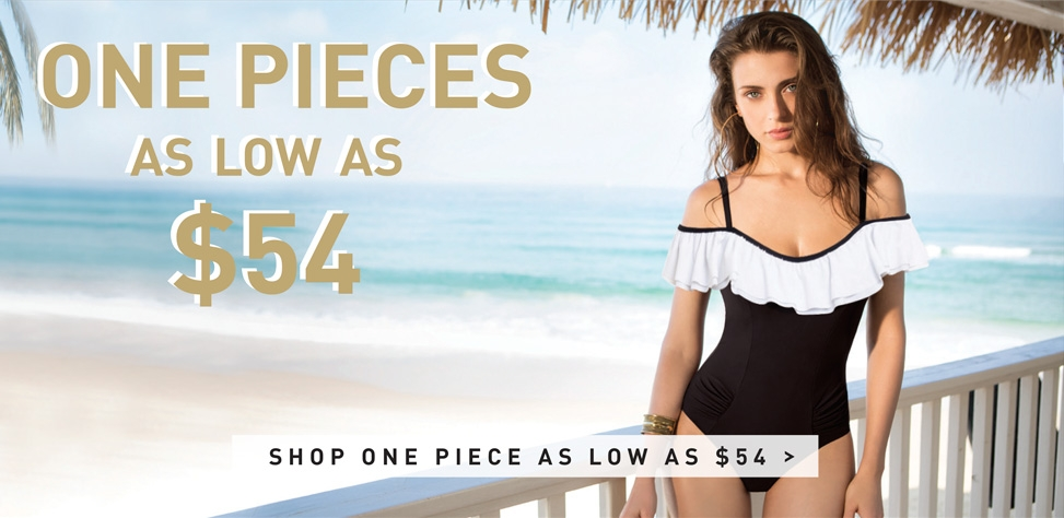 Shop Gottex Outlet One Pieces - Prices As Low As $54