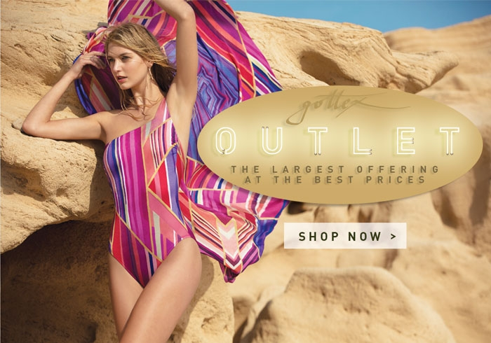 Gottex OUTLET - The Largest Offering of Fashion Swimwear at The Best Prices